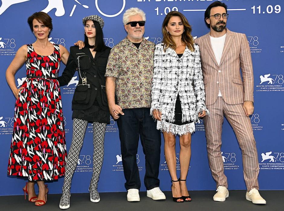 Pedro Almodovár Film Team