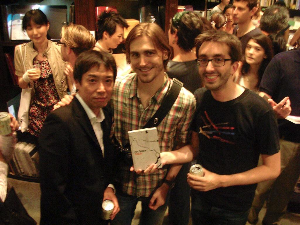 Hideki Aoyama, Craig Mod, Ashley Rawlings