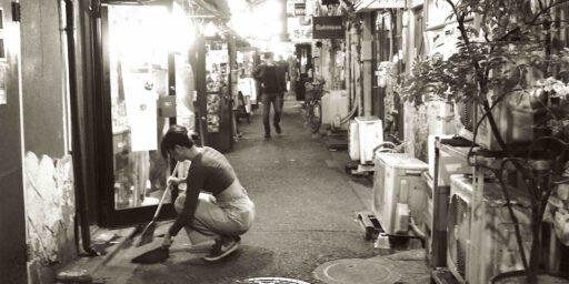ピクチャリング・東京:ある普通の日。(12)